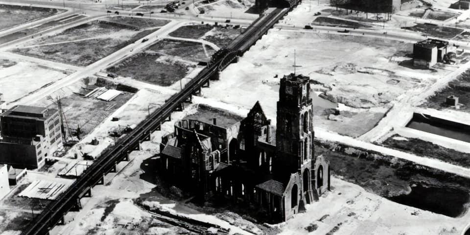 Bombardement op Rotterdam herdenken