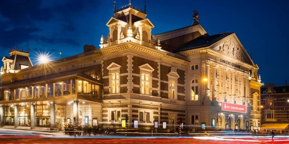 Een klassiek avondje uit naar Het Concertgebouw begint online