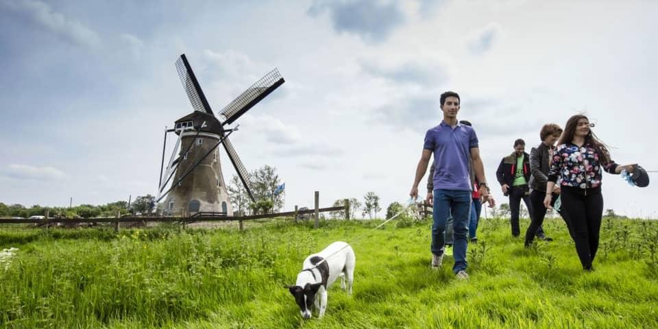 Samen de natuur beschermen in Zuid-Holland